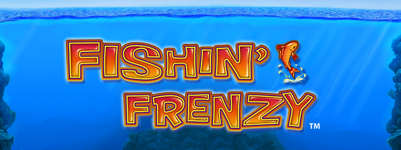 Fishin frenzy rtp