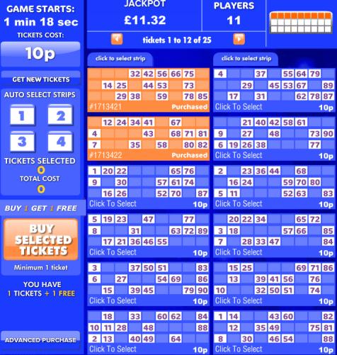 90 ball bingo app