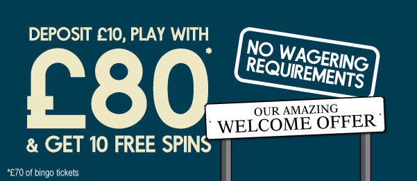 Blightybingo Com Claim Your Welcome Offer